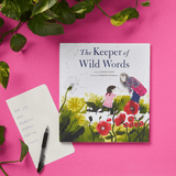 The Keeper of Wild Words interior