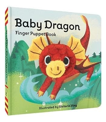Baby Dragon: Finger Puppet Book