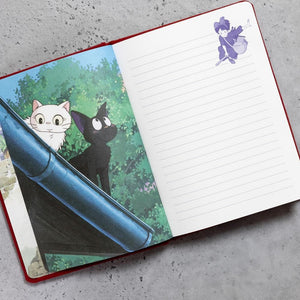 Kiki's Delivery Service: Jiji Plush Journal