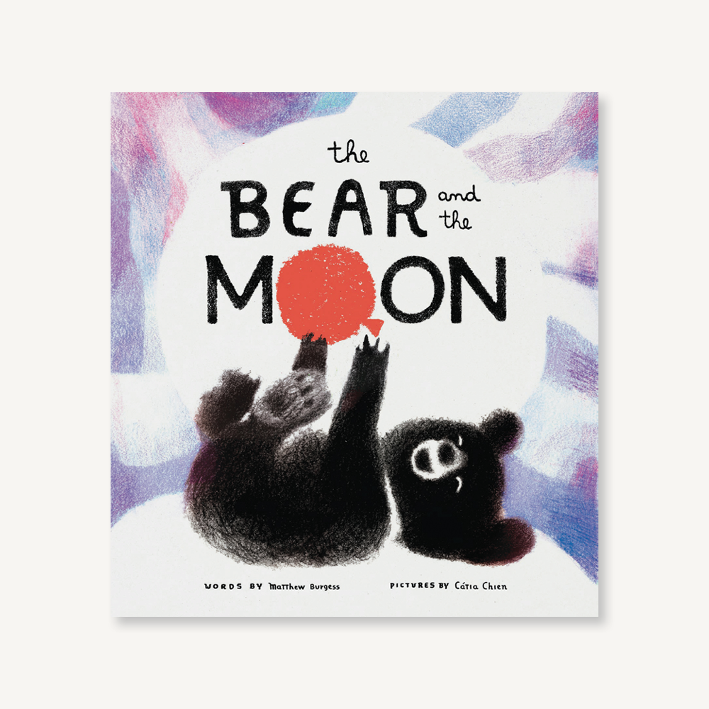 The Bear And The Moon Chronicle Books