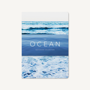 The Ocean Notebook Collection