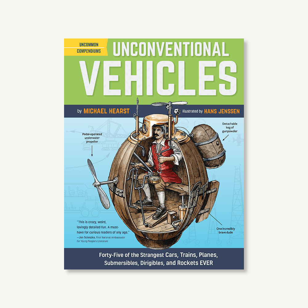 Unconventional Vehicles