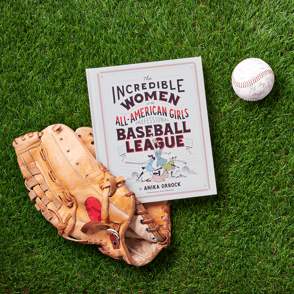 The Incredible Women of the All-American Girls Professional Baseball League interior