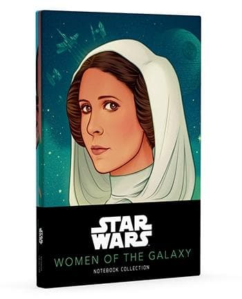 Star Wars®: Women of the Galaxy Notebook Collection
