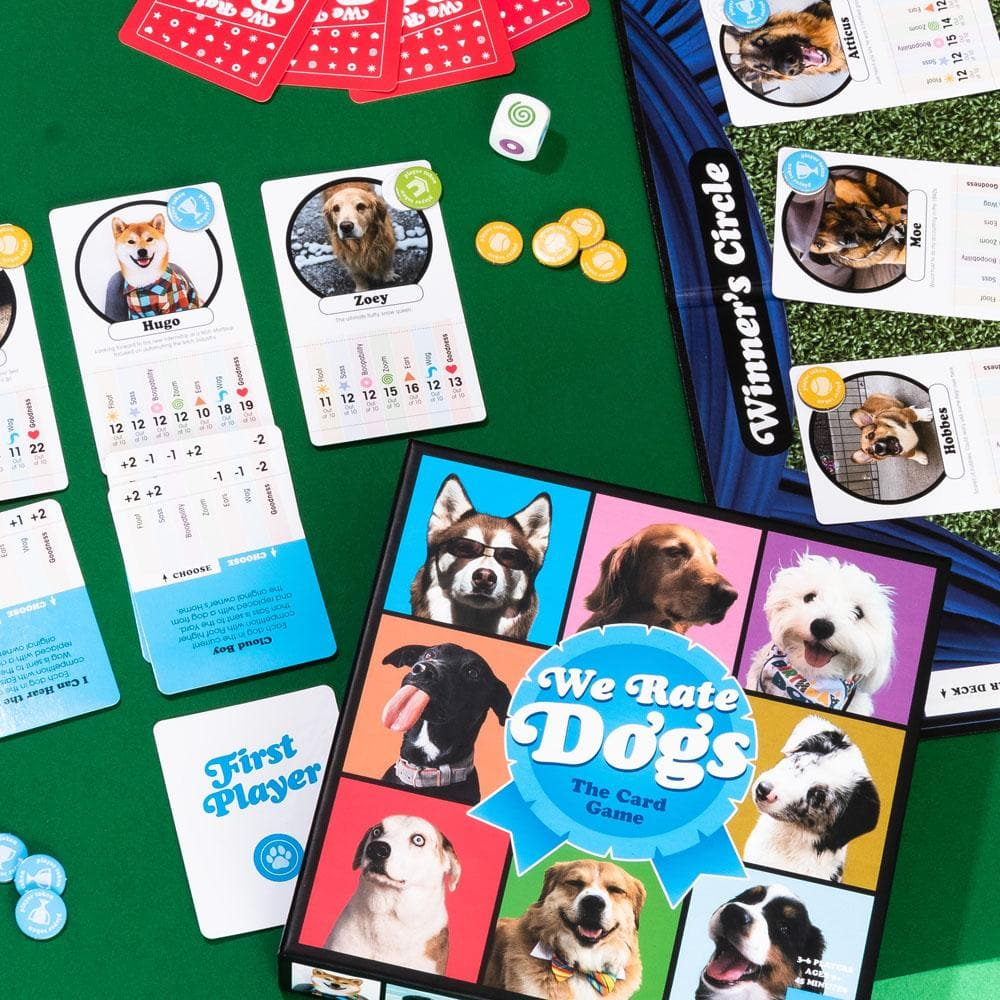 We Rate Dogs! The Card Game