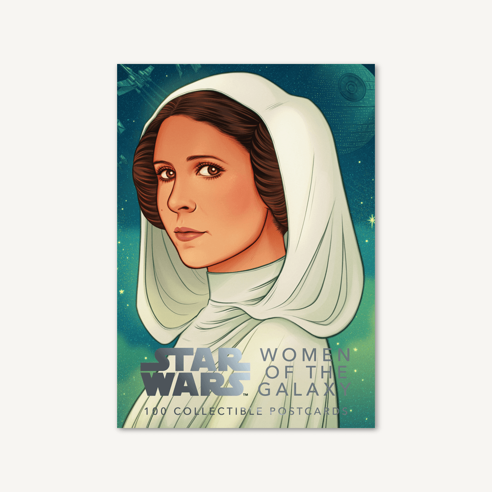 Star Wars: Women of the Galaxy 100 Postcards