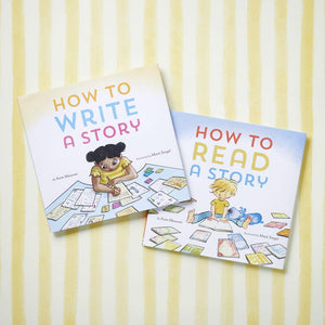 How to Write a Story interior