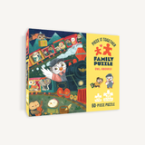 Piece It Together Family Puzzle: Owl Aboard! 60 piece jigsaw puzzle