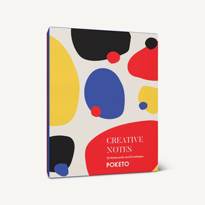 Creative Notes notecards