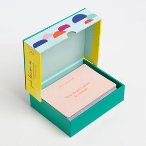 Just Between Us: Conversation Cards for the Whole Family