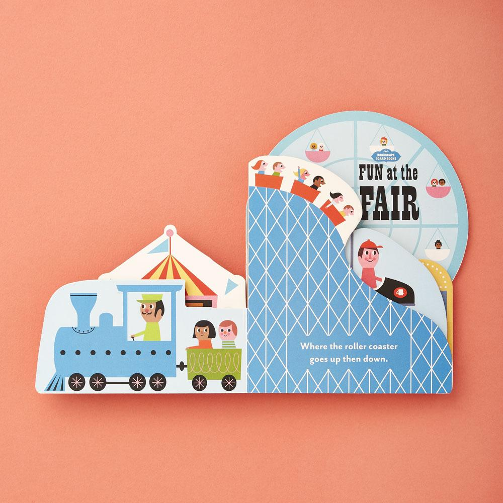 Bookscape Board Books: Fun at the Fair interior pages