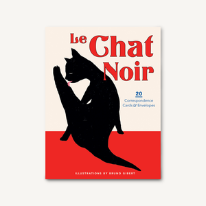 Le Chat Noir Correspondence Cards