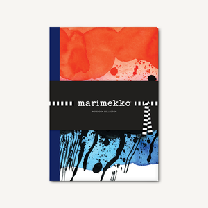 Marimekko Notebook Collection (Saapaivakirja/Weather Diary)
