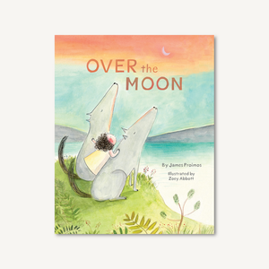 Over the Moon hc
