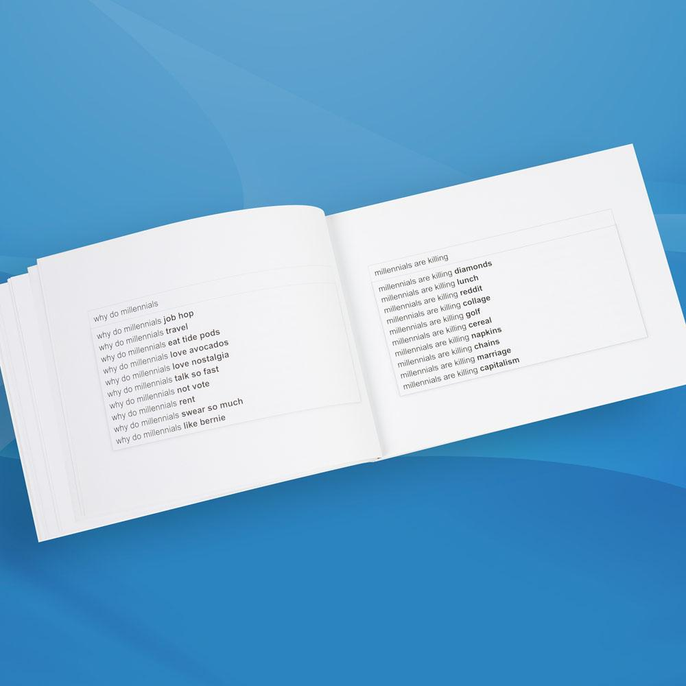 Autocomplete: The Book interior