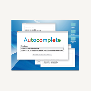 Autocomplete: The Book