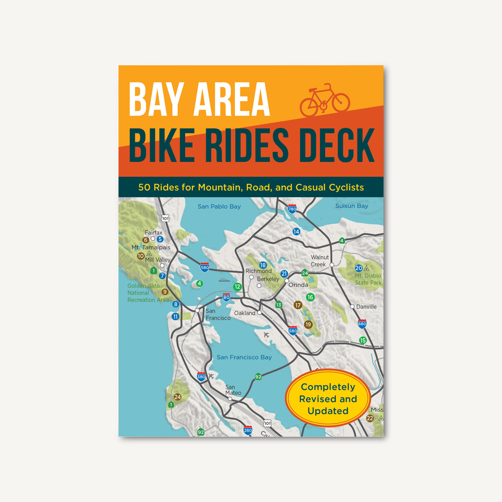 Bay Area Bike Rides Deck, Revised Edition