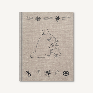My Neighbor Totoro Sketchbook
