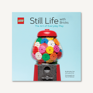 LEGO Still Life with Bricks book