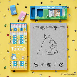 My Neighbor Totoro Erasers