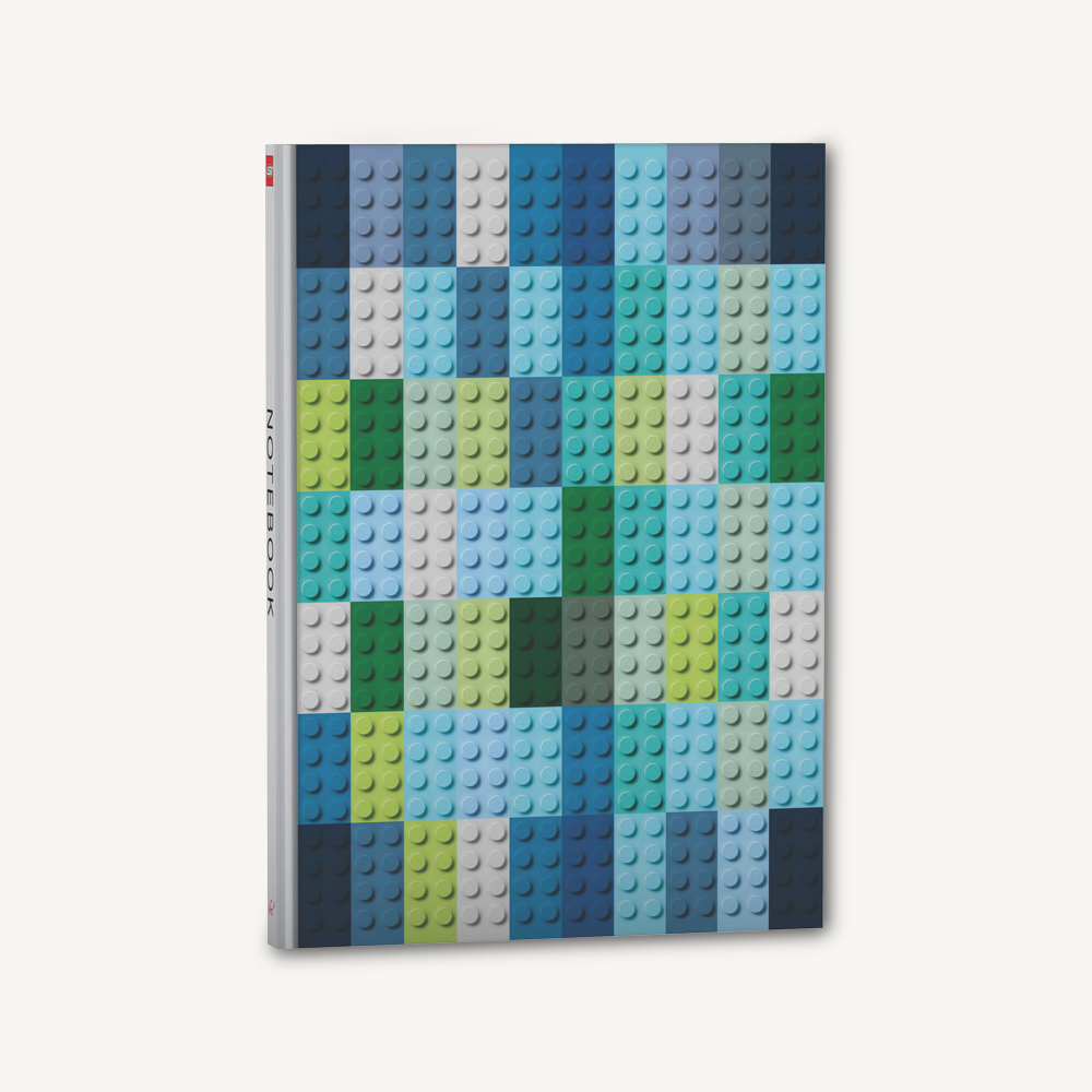 LEGO Brick Notebook