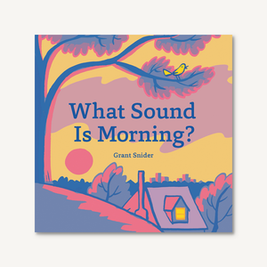 What Sound Is Morning? hc