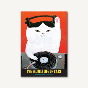 The Secret Life of Cats Notebook Collection