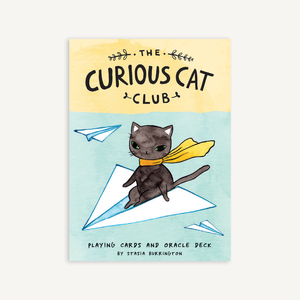 The Curious Cat Club Deck
