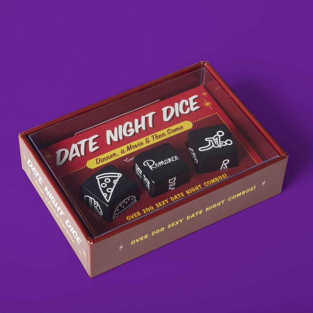 Date Night Dice in box