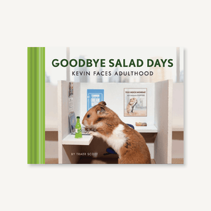 Goodbye Salad Days