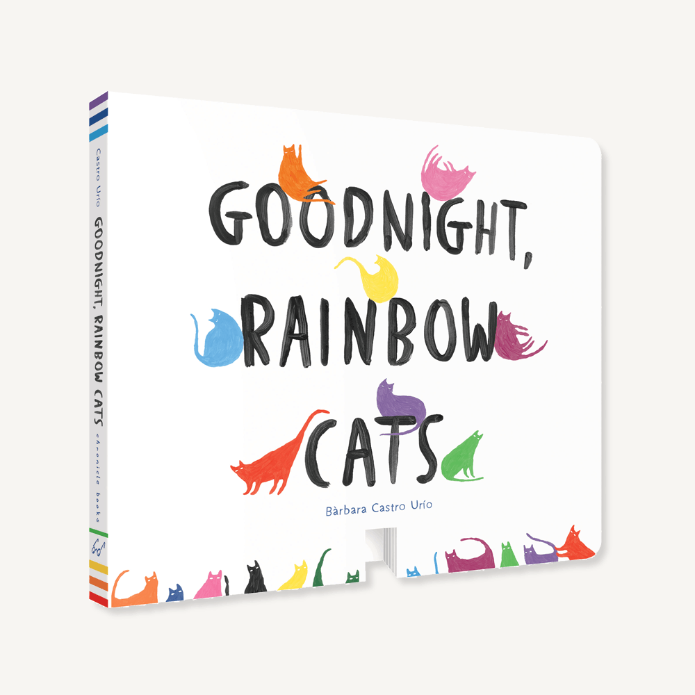 Goodnight  Rainbow Cats