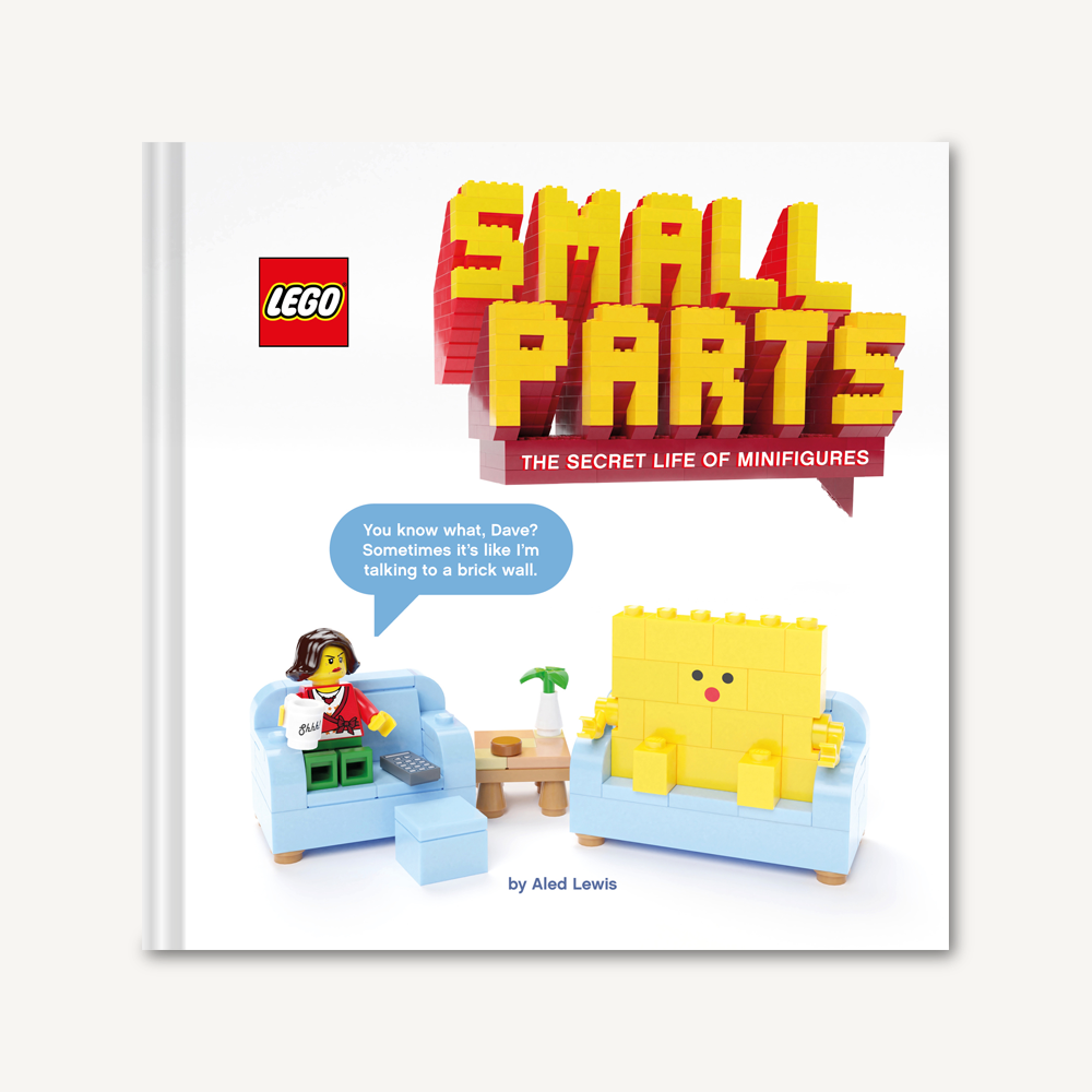 LEGO Small Parts book