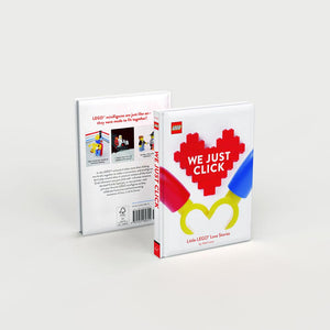 LEGO: We Just Click front and back cover