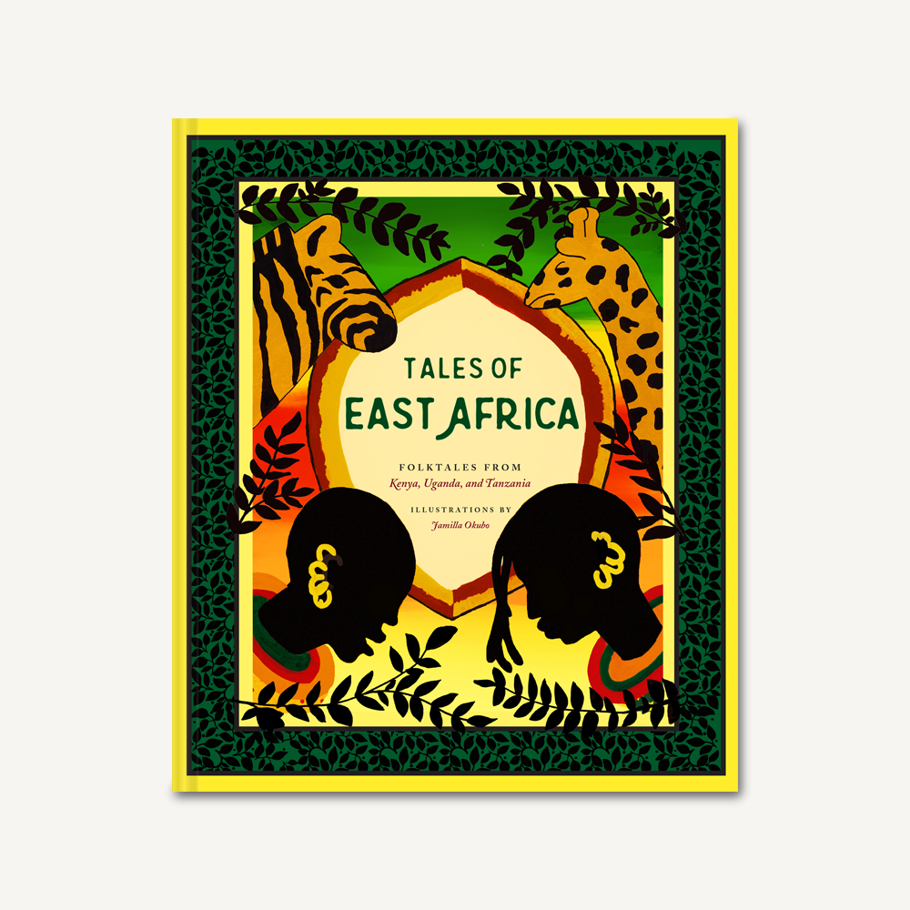 Tales of East Africa hc