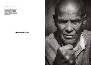 Activist: Portraits in Courage, portrait of Harry Belafonte