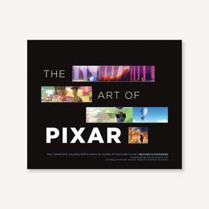 The Art of Pixar
