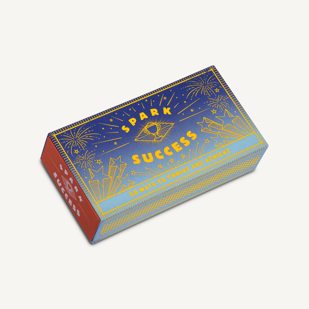 Spark Success faux matches