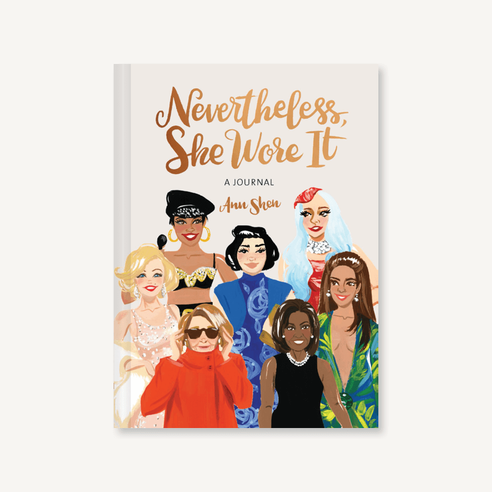 Nevertheless, She Wore It Journal
