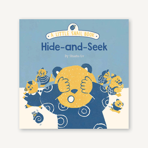A Little Snail Book: Hide-and-Seek