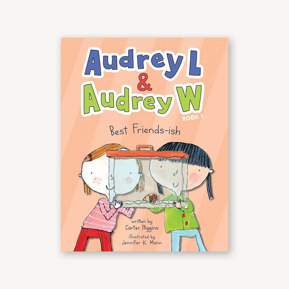 Audrey L and Audrey W: Best Friends-ish