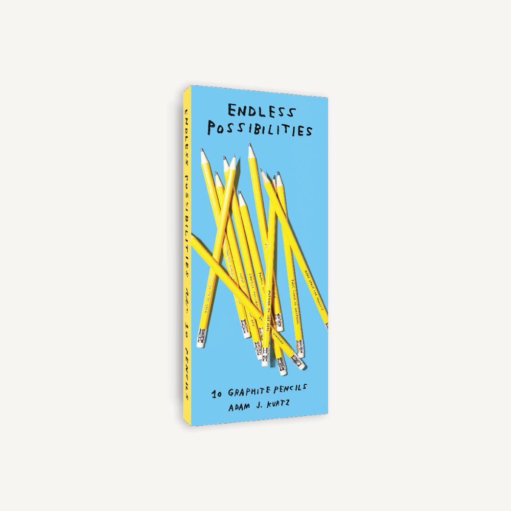 Endless Possibilities Pencils in box