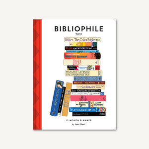 Bibliophile 2021 12-Month Planner