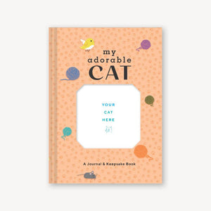 My Adorable Cat Journal