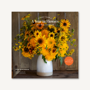 Floret Farm's A Year in Flowers 2021 Wall Calendar