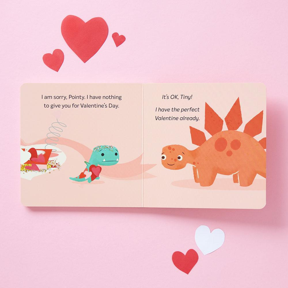 Tiny T. Rex and the Perfect Valentine interior