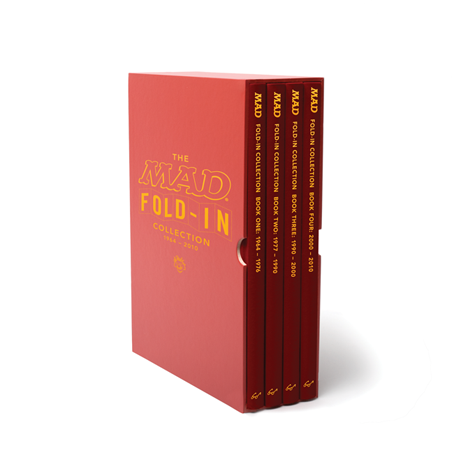 The MAD Fold-In Collection Gift Pack