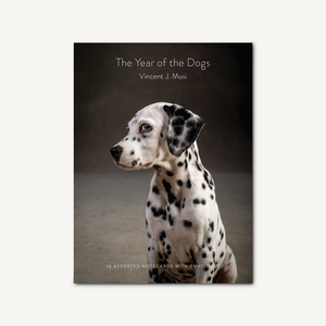 The Year of the Dogs Notecards