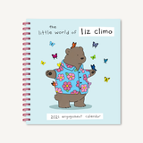 The Little World of Liz Climo 2021 Engagement Calendar