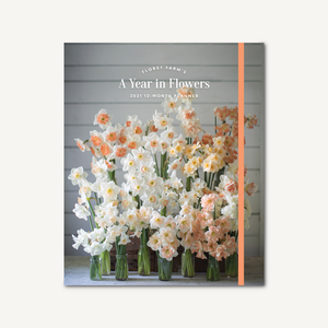 Floret Farm's A Year in Flowers 2021 12-Month Planner