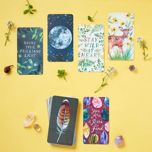 How to Be a Wildflower Deck cards